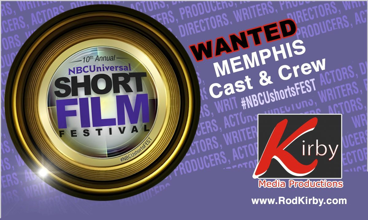 NOW CASTING: NBC Universal Film Fest Shorts!
