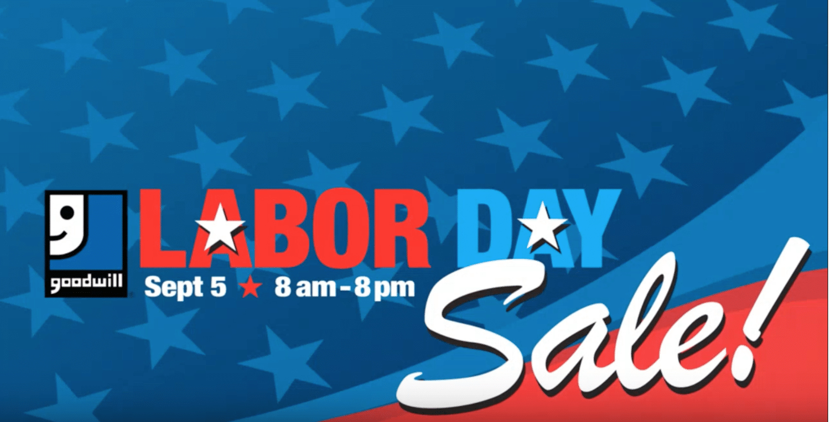 Labor Day Sale Video