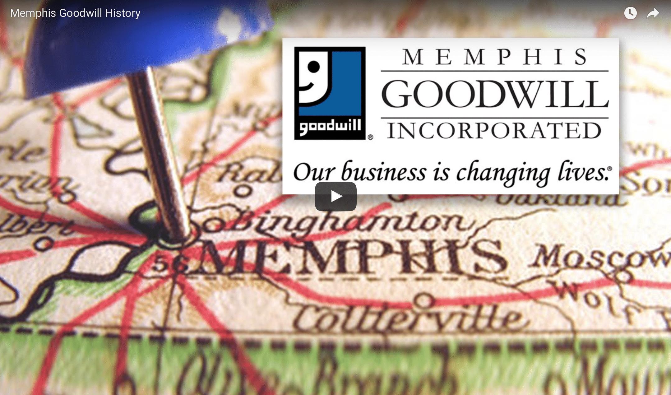 Memphis Goodwill History